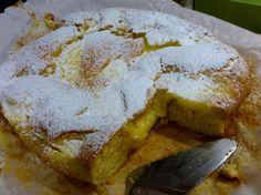 ΚΕΙΚ ΜΕ ΚΡΕΜΑ ΒΑΝΙΛΙΑΣ  Ένα διαφορετικό κέικ, με γέμιση από κρέμα βανίλιας.  #κέικ #βανίλια #cake #vanilla