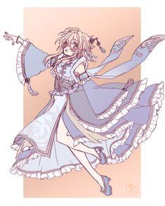 Smooth Talker, Matching Wallpaper, True Art, Albedo, Aesthetic Anime, Art Reference, Character Art, Fan Art, Drawings