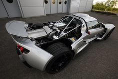 2010 Hennessey Venom GT Vehicle Type: 2-door coupe, production car Configuration: Mid Engine/RWD Engine: Twin-Turbo V8