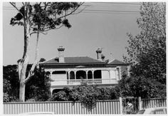 """Elsternwick """"Glenmore"""" 1 St. George St. [picture] , State Library of Victoria"""