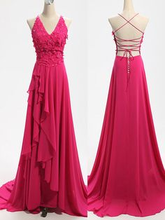 The+Sexy+Prom+dress+are+fully+lined,+8+bones+in+the+bodice,+chest+pad+in+the+bust,+lace+up+back+or+zipper+back+are+all+available,+total+126+colors+are+available.+ This+dress+could+be+custom+made,+there+are+no+extra+cost+to+do+custom+size+and+color. 1,+Material:+chiffon,+elastic+silk+like+satin,...