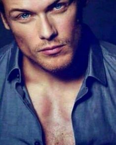 This photo Does something to me How about you? #SamHeughan  #Outlander