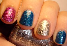 Katy Perry Inspired Nails.