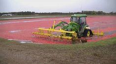 Modern Farming Equipment, Giant Agriculture Machine