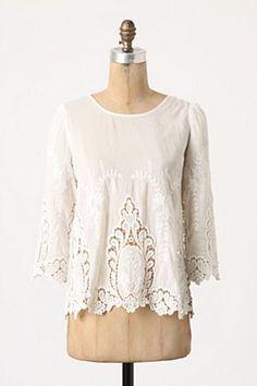 ooooh. Sagiso blouse by Dolce Vita