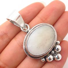 Designer collier-Merlinite-Dendritic Opal /& Onyx 925 silver-beautiful unique-made with lots of love-beautiful gift-TOP