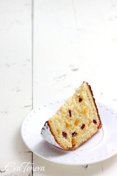 Panettone (Italian Christmas Fruit Bread) ♥