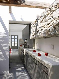 Modern Cycladic Interior 3
