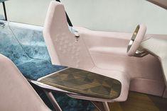 BMW Vision iNEXT Concept explores the future of personal mobility Bmw Interior, Car Interior Sketch, Car Interior Design, Yacht Interior, Truck Interior, Interior Concept, Automotive Design, Exterior Design, Interior Office