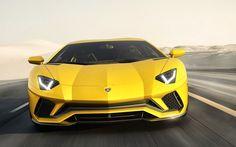 Les 10 voitures de 2017 : Lamborghini Aventador S