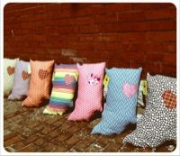 Everyone should have an Indiana pillow.  These are adorable, but I can't find them.