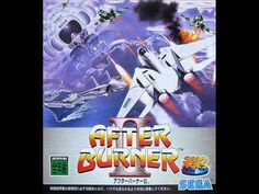アフターバーナーⅡ BGM集 -AfterBurner BGM Collection