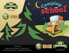 Flyer Design for Otinapa Sierra Camps