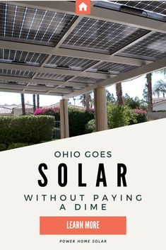 Affordable Solar Program Launched in Ohio for Middle-Class Homeowners - Home Energy Guide Installation Solaire, Solar Installation, Backyard Patio, Backyard Landscaping, North Carolina, Solar Energy, Solar Power, Home Repair, Missouri