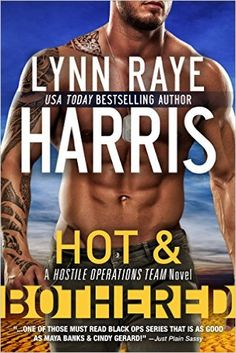 Twin Sisters Rockin' Book Reviews: Happy New Release to @LynnRayeHarris Hot & Bothere...