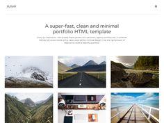 Clolio - Portfolio HTML Theme by Christos Chiotis