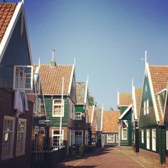 Marken in Marken, Noord-Holland
