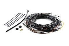 Kabelbaumset S51 B2 6V Elektronikzündung Simson Moped incl. Schaltplan