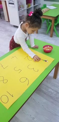 healthy recipes for dinner with kids free Kindergarten Activities, Classroom Activities, Preschool Activities, Nursery Activities, Number Formation, Primary Teaching, Education Quotes For Teachers, Education English, Learning Centers