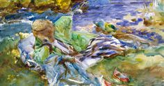 Sargent: The Watercolours | Dulwich Picture Gallery