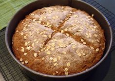 Irish Brown Bread (Whole Wheat Loaf)