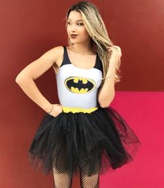Open Geek House is under construction Girl Spiderman Costume, Batgirl Halloween Costume, Group Halloween Costumes, Halloween Outfits, Purim Costumes, Costumes For Teens, Tutu Costumes, Silhouette Designer Edition, Silhouette Cameo