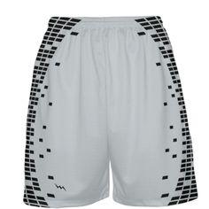 Silver+Basketball+Shorts