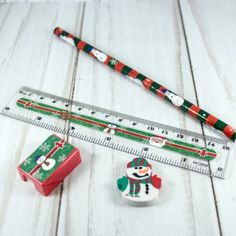 Christmas Stationery Set Christmas Stationery, Back To School Gifts, Stationery Set, Pencil, Tableware, Dinnerware, Stationery, Dishes