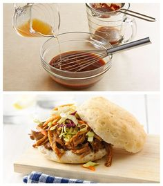 Slow-Cooker Carolina-Style Pulled Pork