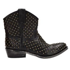 Faithful Bootie in Black by Matisse