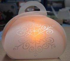 Krafting with Karen: Curvy Keepsake Box Thinlits Die