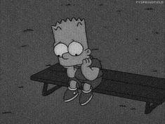 i cant breathe Bart Simpson, Simpson Wave, Simpsons Meme, Simpsons Art, Simpson Wallpaper Iphone, Cartoon Wallpaper, Broken Drawings, Heartbreak Wallpaper, Tumblr Cartoon