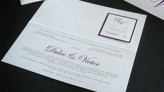 Elige diseños únicos a la hora de buscar las invitaciones perfectas para tu boda. En 1+1 Invitaciones y Detalles podrás encontrar una gran variedad de colores, estilos y materiales; además de que escucharán las peticiones o sugerencias que tengas, pues lo más importante es que ese día sea por y para ustedes.