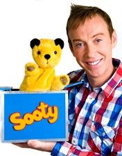 Richard Cadell with Sooty! Kids Tv Shows, Old Tv, New Shows, His Hands, Pikachu, The Past, Childhood, Blackpool, Fun