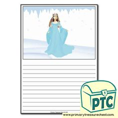 Snow Queen Role Play Resources - Winter Printables for a Foundation Phase / Early Years classroom - Primary Treasure Chest Teaching Activities, Teaching Ideas, Early Years Classroom, Ourselves Topic, Crafts For Kids, Arts And Crafts, Sound Art, Letter Sounds, Snow Queen