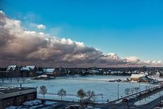 Stunning Video Of Today's Lake Effect Snow Storm Dividing The City — Sergio Rodriguez