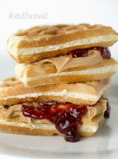 6 Unexpected Waffle Sandwiches For Every Taste  - Delish.com
