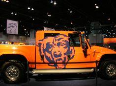 Da Bears, hell yeah I'd drive it!