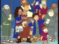 El Nacimiento de Jesús   Historia Bíblica para Niños en Semana Santa