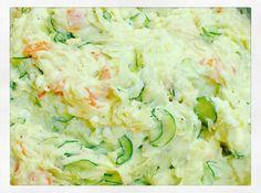 """ポテトサラダ """"Potato Salad""""  年内無休で31日まで年始は2日から 1900pm - 0230am  ph. 09078778319  #西宮 #今津 #店内禁煙"""