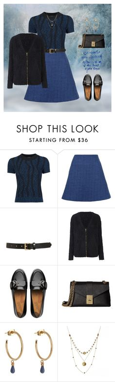 """Untitled #1513"" by amdavis1218 ❤ liked on Polyvore featuring Creatures of the Wind, Tory Burch, FitFlop, Calvin Klein, Isabel Marant and Alicia Marilyn Designs"