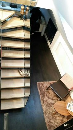 Stairs, Real Estate, Rugs, Home Decor, Ladders, Homemade Home Decor, Stairway, Types Of Rugs, Real Estates