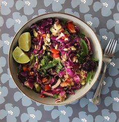 Easy Vegan Recipe I Can't Stop Eating: Raw Vegan Pad Thai Sauce and Noodles