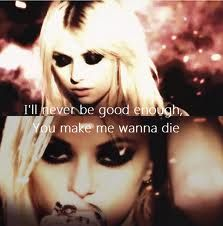 Make me wanna Die The Pretty Reckless
