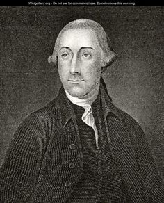 Joseph Hewes - from NC Signer of the Declaration of Independence - A great-uncle of mine.