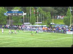Sounders Women 2 - 1 Colorado Rush (VIDEO)