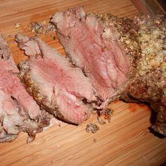 Easy no Peek Prime Rib Recipe - Genius Kitchen Whole Beef Tenderloin, Grilled Beef Tenderloin, Prime Rib Rub, Prime Rib Roast, No Peek Prime Rib Recipe, Rib Recipes, Cooking Recipes, Christmas Ham, Slow Cooker