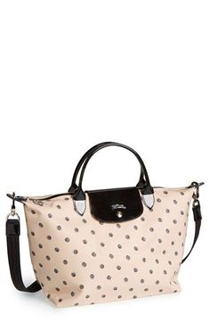 Free shipping and returns on Longchamp  Le Pliage - Neo Fantaisie Medium   Canvas Tote 874e7d00c1425