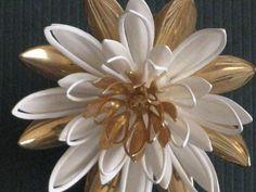 Vintage Sarah Coventry Jewelry Flower Brooch by RicksVintagePlus