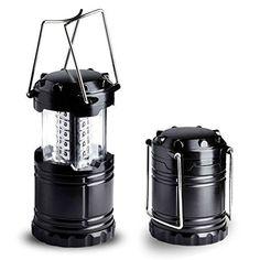 NEW Super Bright DEL Torche Lanterne 2in1 Spot Light Camping Voyage Multi